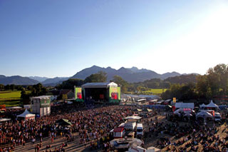 Chiemsee Summer Festival in Übersee