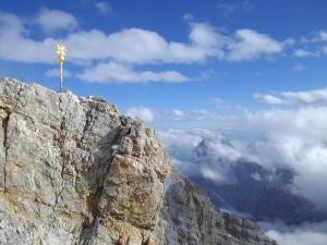 Ausflug auf die Zugspitze