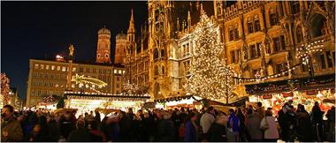 Der Münchner Christkindlmarkt