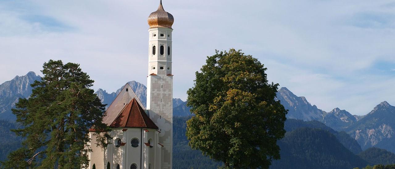 Colomanskirche bei Schwangau