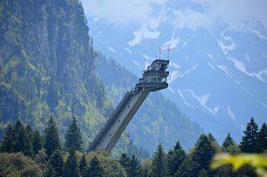 Die Oberstdorf Therme im Allgäu
